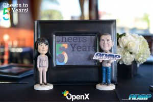 ADMP Events Custom PhotoBooks BobbleHeads OpenX Yacht Party